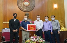 HLV Park Hang-seo ủng hộ 5.000 USD cho Quỹ phòng chống dịch COVID-19
