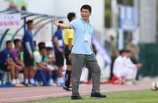 Chủ tịch kiêm HLV Sài Gòn FC nói gì khi bất ngờ thua đội hạng Nhất?