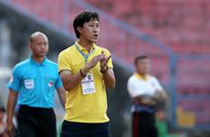 """HLV Nguyễn Thành Công: """"Tôi sẽ giúp câu lạc bộ Thanh Hóa trụ hạng"""""""