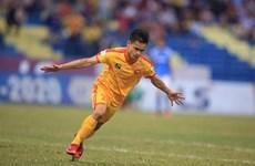 """Vòng 7 V-League: Thanh Hóa tiếp tục thắng nhờ """"thay tướng, đổi vận"""""""