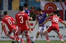 """""""Derby Thủ đô"""": Hà Nội FC chia điểm Viettel với đội hình chắp vá"""