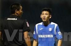 Tiền vệ U22 Việt Nam và màn trình diễn ấn tượng với siêu phẩm sút xa