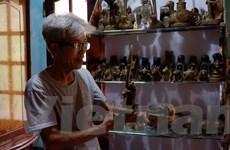 Nghệ nhân Phùng Đình Giáp: Người giữ hồn phỗng đất Kinh Bắc