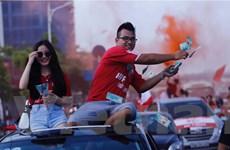 """Vòng 10 V-League 2020: Sợ mưa pháo sáng, nghi ngại """"vỡ sân"""" lặp lại"""