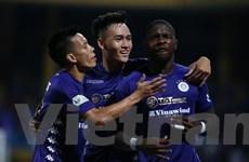 Hà Nội FC thắng may mắn Hải Phòng, tạm thoát khỏi cơn khủng hoảng