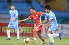Bị SHB Đà Nẵng cầm hòa, Viettel tụt lại trong cuộc đua vô địch