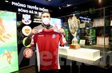 CLB TP.HCM hoàn tất thương vụ 'triệu đô' cho giai đoạn hai V-League