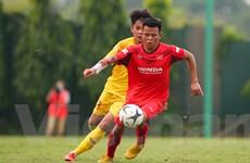 Thầy Park muốn U22 Việt Nam thi đấu giao hữu với câu lạc bộ Viettel