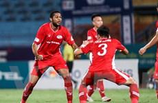 Cận cảnh Viettel thắng dễ Bình Dương, vào bán kết gặp Than Quảng Ninh
