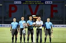 Khai mạc Vòng chung kết giải bóng đá vô địch U17 Quốc gia 2020