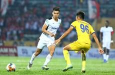 Giai đoạn một V-League: HAGL, Hồng Lĩnh Hà Tĩnh trụ hạng thành công
