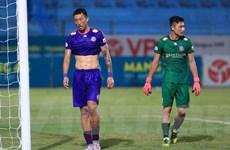 Sài Gòn FC thua đậm trước Bình Dương, nguy cơ mất ngôi đầu V-League