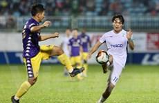 Hà Nội FC thắng tưng bừng HAGL, bắt đầu tăng tốc đua vô địch V-League