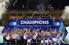 Hà Nội FC vượt mặt HAGL, sắp thành 'CLB được yêu thích nhất Việt Nam'