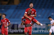 Viettel thắng tối thiểu Bình Dương, vững ngôi đầu bảng V-League 2020