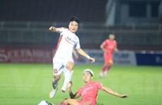 Sài Gòn chia điểm TP.HCM, hai đội cùng tụt lại trong cuộc đua vô địch