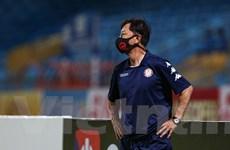 Dần mất cơ hội vô địch V-League, HLV TP.HCM xem nhẹ 'cúp vàng'