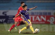 Dẫu đầu V-League 2020, HLV Hà Nội FC vẫn lo sợ bị Viettel vượt mặt