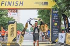 Giải chạy Longbien Marathon 2020 thu hút số vận động viên đông kỷ lục