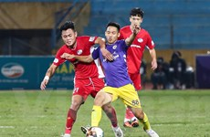 V-League 2020 vòng cuối: Cơ hội vẫn còn cho cả Hà Nội FC và Viettel
