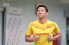 Quế Ngọc Hải: 'Đội tuyển Việt Nam đang mạnh mẽ hướng tới AFF Cup'