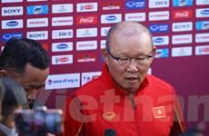 HLV Park Hang-seo: 'Tuyển Việt Nam để U22 ghi hai bàn là vấn đề lớn'