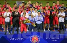 Sài Gòn FC: Thay chủ tịch Vũ Tiến Thành cùng tham vọng 'J-League hóa'