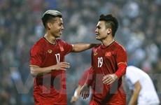 Tuyển Việt Nam đặt mục tiêu 6 điểm ở 3 trận vòng loại World Cup 2022