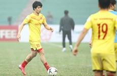 Đội tuyển Việt Nam chính thức đá vòng loại World Cup 2022 tại UAE