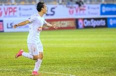 Văn Toàn tỏa sáng, HAGL giành chiến thắng thứ hai cùng HLV Kiatisak