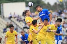 Sông Lam Nghệ An đả bại Quảng Ninh, thắng trận đầu ở V-League 2021