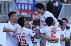 Công Phượng thăng hoa, HAGL thắng Nam Định sau 90 phút kịch tính