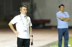 HLV Phạm Minh Đức xin thôi dẫn dắt CLB Hồng Lĩnh Hà Tĩnh