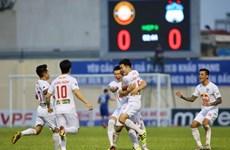 Hoàng Anh Gia Lai thắng trận thứ 7 liên tiếp, thống trị V-League 2021