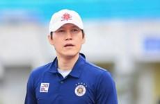 HLV Hàn Quốc chưa hài lòng về Hà Nội FC sau chiến thắng quan trọng