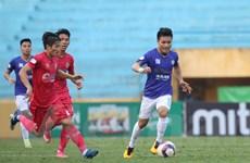 Hà Nội FC thắng trận đầu với HLV Hàn Quốc, nhen nhóm cơ hội vào tốp 6
