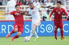 Tuyển Việt Nam đá giao hữu với Jordan trước thềm vòng loại World Cup
