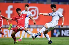 Viettel thua tiếc nuối Ulsan ở ngày ra quân AFC Champions League