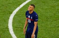 Kylian Mbappe nói gì sau pha đá hỏng penalty khiến tuyển Pháp bị loại?