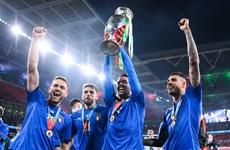 Đội tuyển Italy: 'Chúng tôi xứng đáng với chức vô địch EURO 2020'