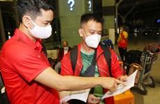 Olympic Tokyo: Đoàn thể thao Việt Nam chủ động phòng dịch COVID-19