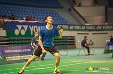 Xem tay vợt cầu lông số 1 Việt Nam tập luyện tại Olympic Tokyo 2020