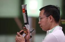 Hoàng Xuân Vinh nói gì sau thất bại tại Olympic Tokyo 2020?