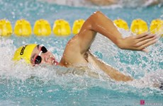 Olympic Tokyo 2020: Nguyễn Huy Hoàng thất bại nội dung 1500m bơi tự do