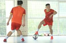 FIFA đánh giá cao đội tuyển futsal Việt Nam trước thềm World Cup 2021