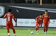 Quang Hải nói gì về 'vũ khí bí mật' ở trận đấu Việt Nam-Saudi Arabia?