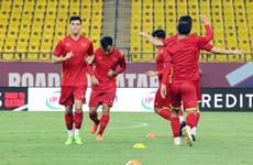 BXH vòng loại thứ ba World Cup: Tuyển Việt Nam xếp trên Trung Quốc