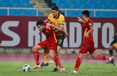 Xem lại những tình huống đáng chú ý trận đấu Việt Nam-Australia