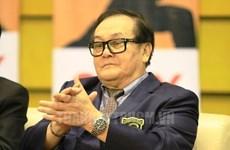 Nguyên phó chủ tịch Ủy ban Olympic Việt Nam Hoàng Vĩnh Giang qua đời
