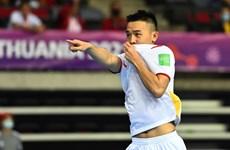 Tuyển futsal Việt Nam thắng nghẹt thở Panama, 'sáng cửa' có vé đi tiếp